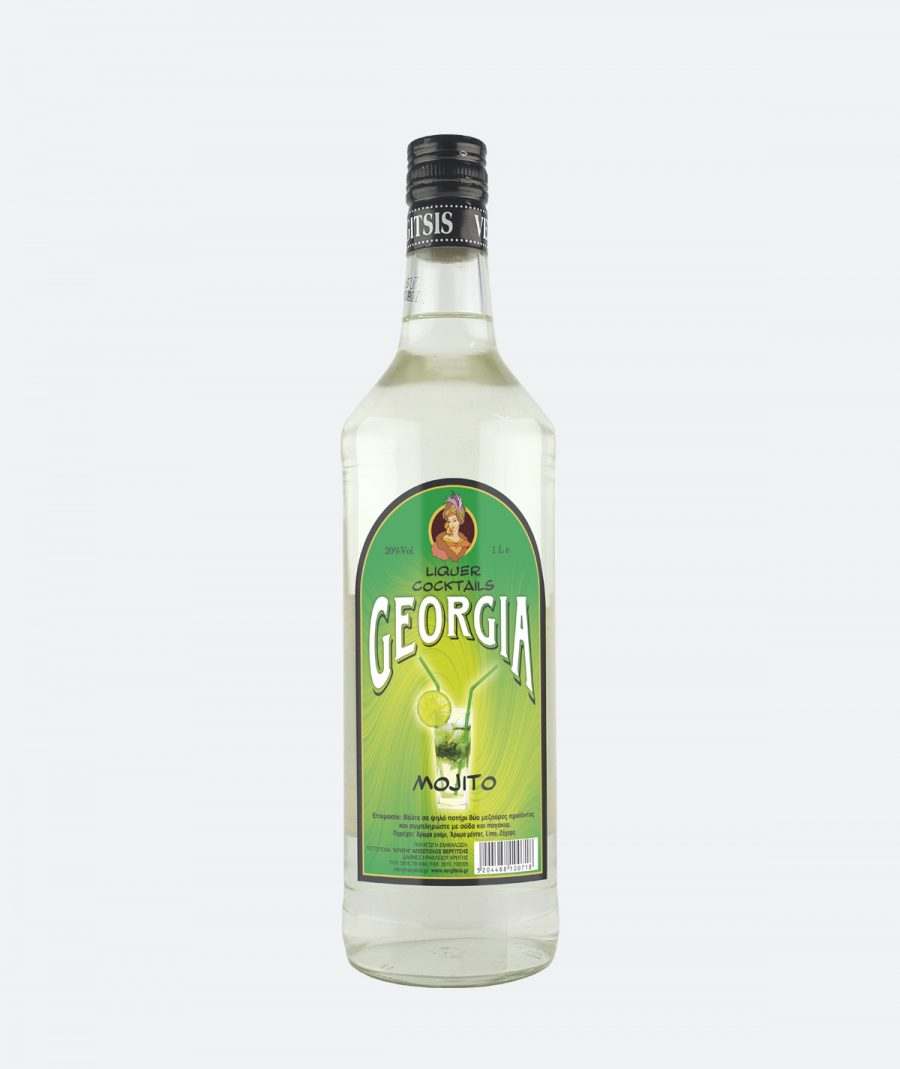Georgia cocktail Mojito