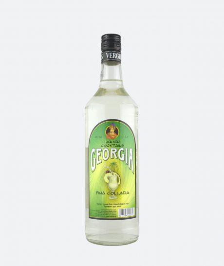 Georgia cocktail Pina Colada