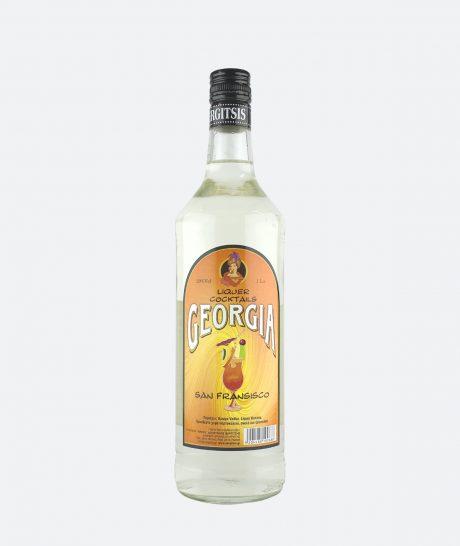 Georgia cocktail san fransisco