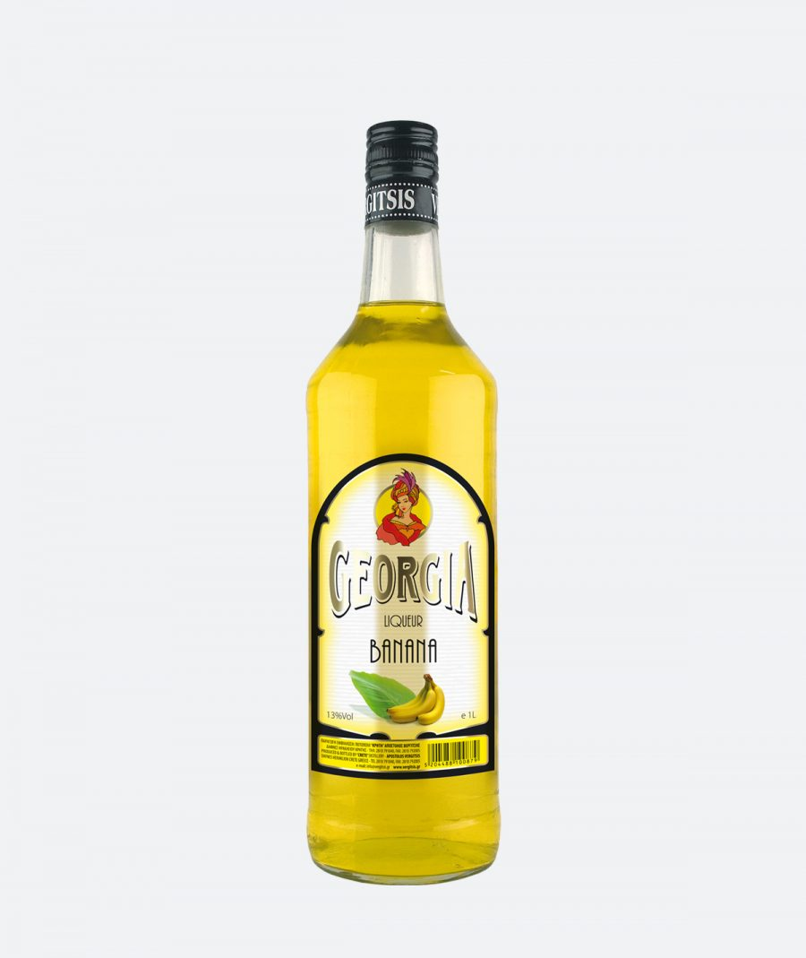 Georgia – Liquor, Banana
