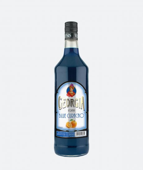Georgia - Liquor, Blue Curacao
