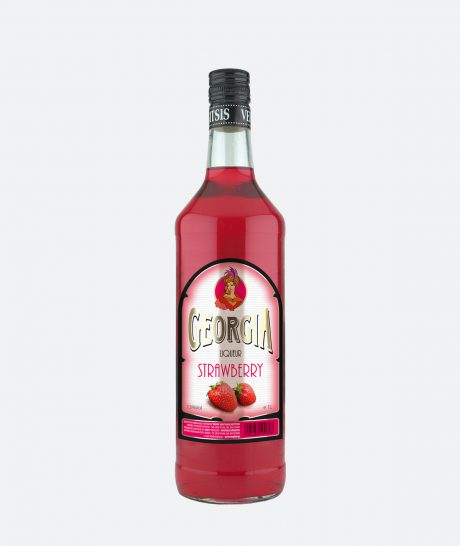Georgia - Liquor, Strawberry