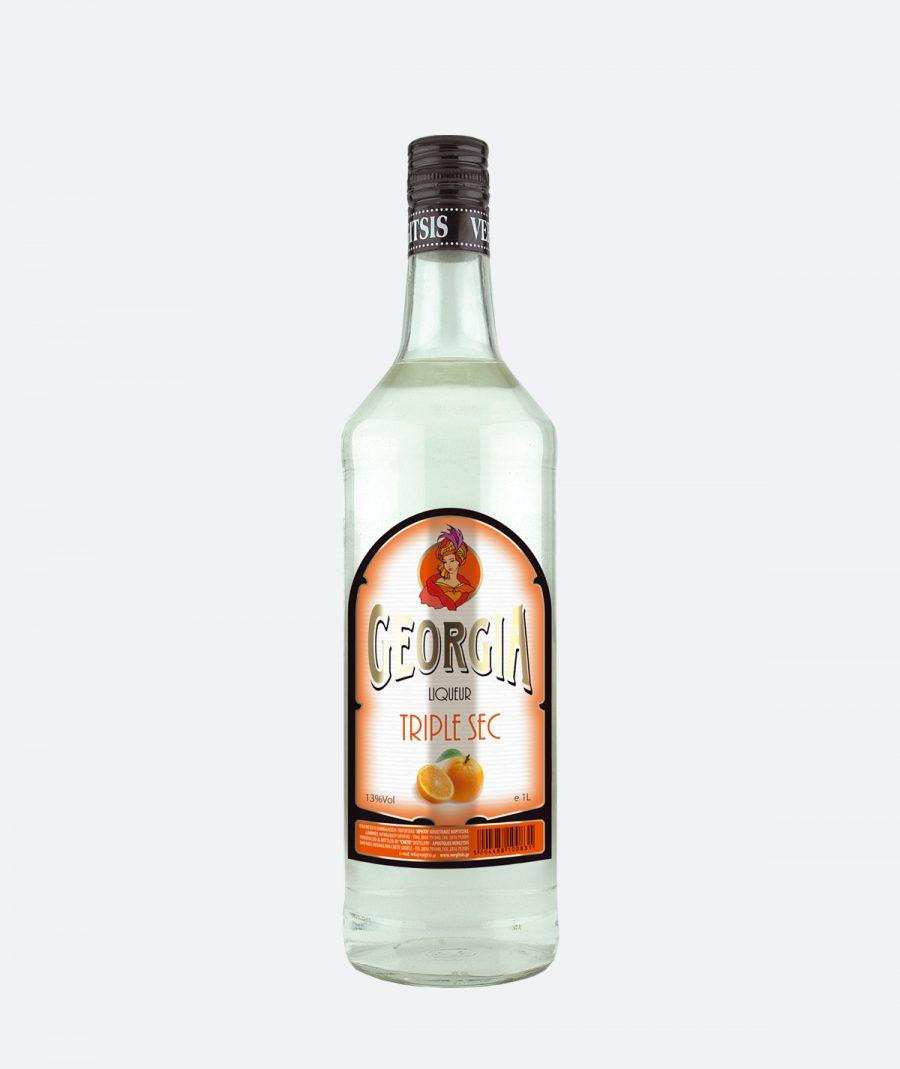 Georgia – Liquor, TripleSec