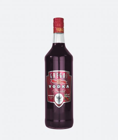 Gregof Scarlet 21% Οινοπνευματώδες Ποτό