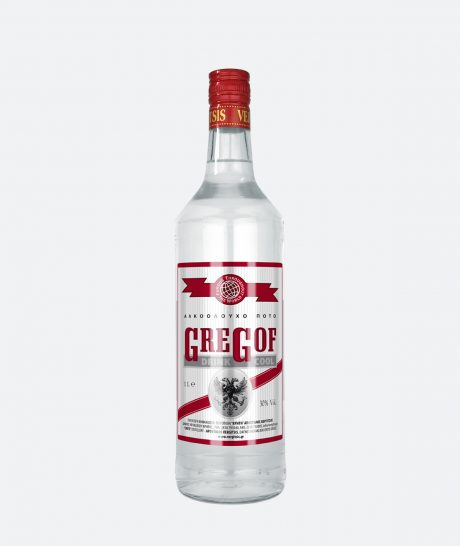 Gregof 30% Οινοπνευματώδες Ποτό
