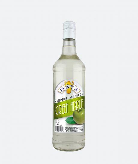 7 Days - Schnapps - Green Apple