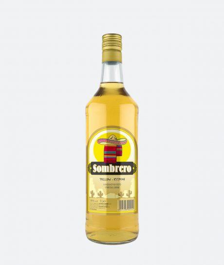 Sombrero Κίτρινη Οινοπνευματώδες Ποτό