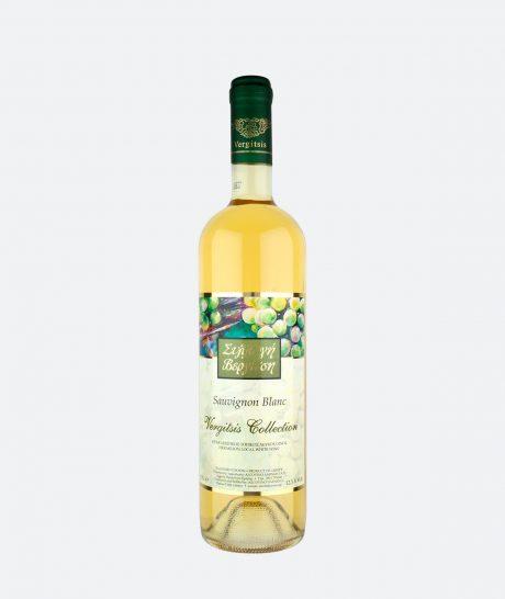 Συλλογή Βεργίτση – Λευκός Ξηρός Οίνος