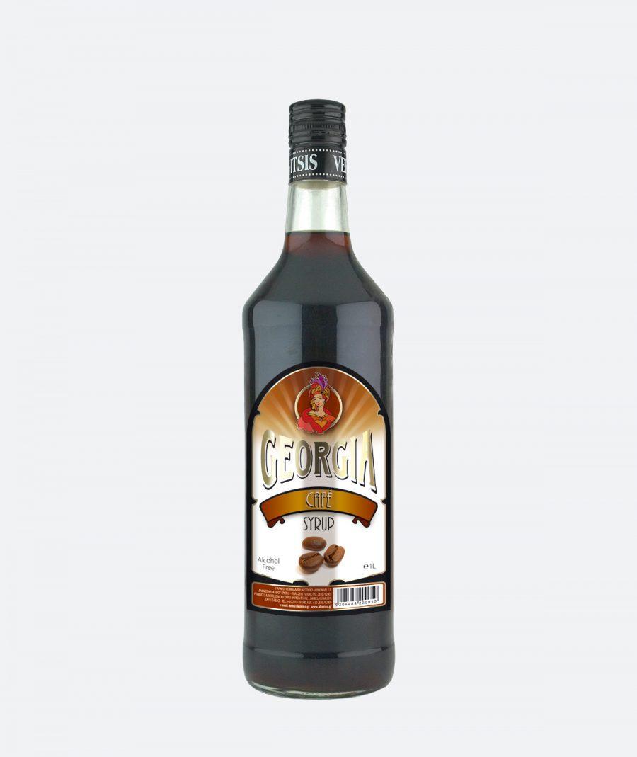 Georgia Cafe Syrup, Χωρίς αλκοόλ