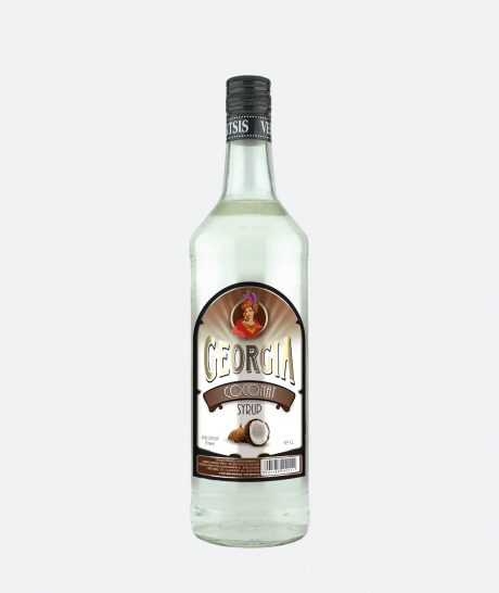 Georgia Coconat Syrup, Χωρίς αλκοόλ