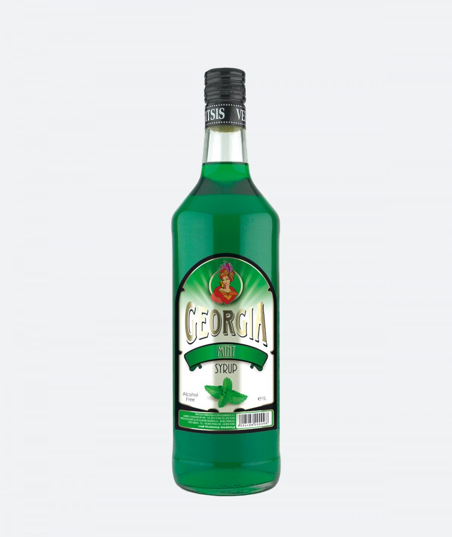 Georgia Mint Syrup, Χωρίς αλκοόλ