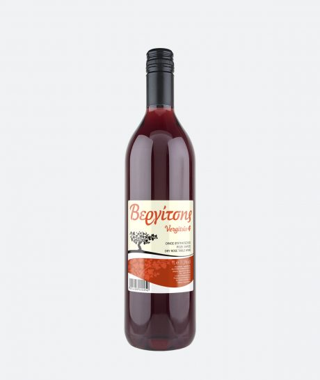 ΒΕΡΓΙΤΣΗΣ 4 – Ροζέ Ξηρός Οίνος