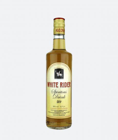 White Rider, Αλκοολούχο ποτό